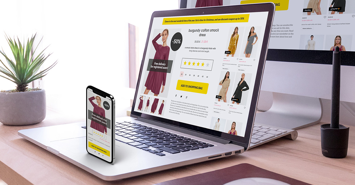 Online shopping of Retail Products…
